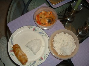 "Chinese ""Take-Out"" Made At Home"