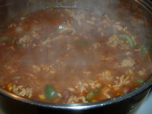 All Everything Chili